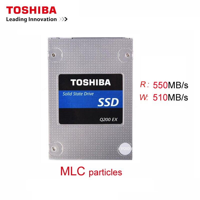 TOSHIBA 240 GB disque SSD interne Q200 EX MLC disque dur 2.5
