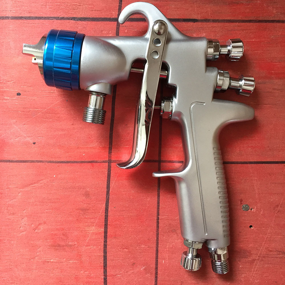 SAT0081 suction feed type spray gun LVMP air car painting spray airbrush gun pistolet peinture paint sprayers sat0080 car spraying compressor pistolet peinture automobile airbrush compressor paint spray gun gravity feed spray paint gun