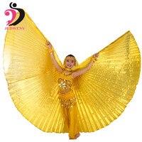 Kids Buikdans Vleugels Isis Wings Kinderen Buikdans Vleugels Bellydance Accessoires Dans Vleugels Kids Meisjes 9 Kleuren geen Sticks