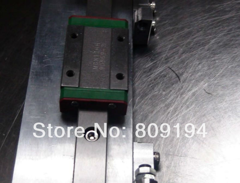 HIWIN MGNR 1000mm HIWIN MGR12 linear guide rail from taiwan цены онлайн