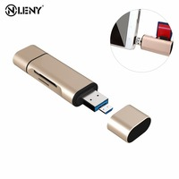 ONLENY 3 In 1 Multifunctional USB 2 0 Type C Flash Drive Adapter Connector TF SD