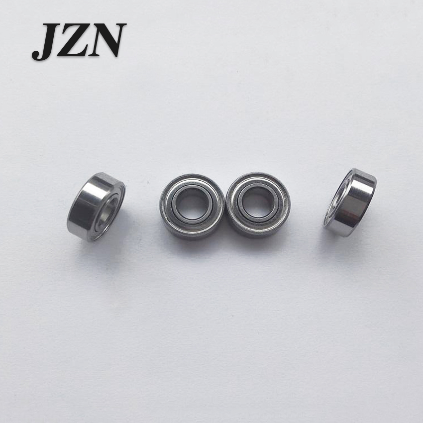 686ZZ Bearing ABEC-5 10PCS 6x13x5mm Miniature 686Z Ball Bearings 618/6ZZ Z3V3 EMQ Quality Rulman