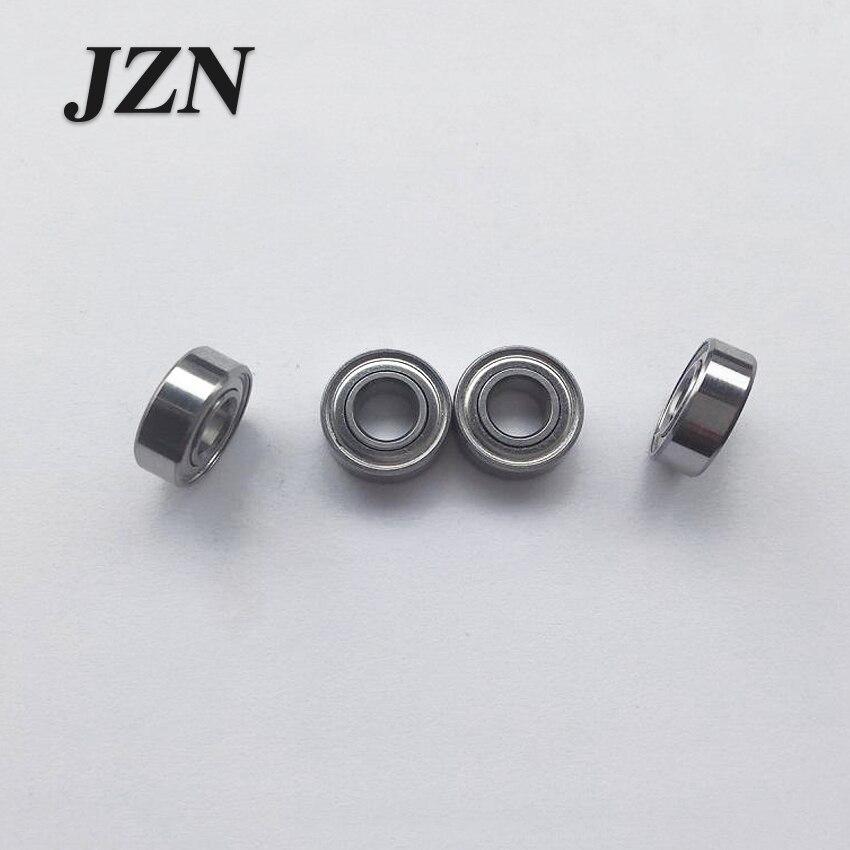686ZZ Bearing ABEC-5 10PCS 6x13x5mm Miniature 686Z Ball Bearings 618/6ZZ Z3V3 EMQ Quality Rulman