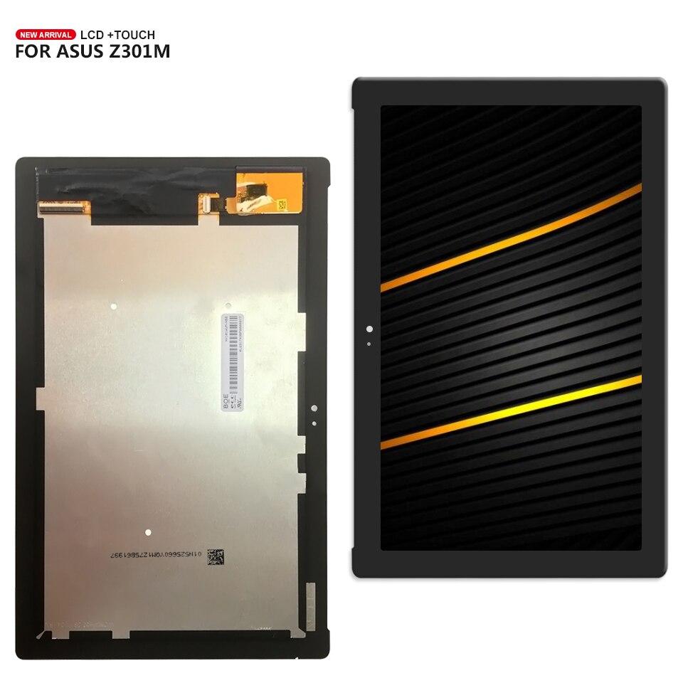 Pour Asus Zenpad 10 Z301M P028 LCD écran numériseur écran tactile panneau en verre capteur assemblée