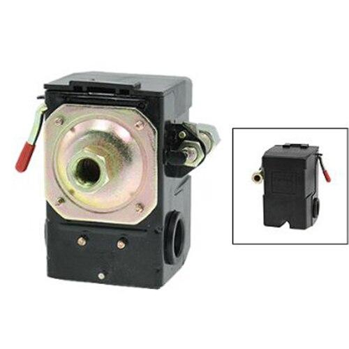 LHLL-80-115PSI 1/4 NPT 1-Port Air Compressor Pressure Switch Control Valve