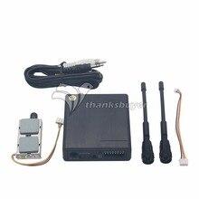 Lawmate 8CH 1.2 ГГц 1000 МВт беспроводной передатчик AV ресивер Combo для FPV