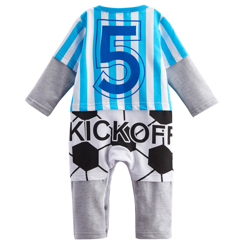 Us 11 42 20 Off Baby Boy Lustige Halloween Kostum Baby Baseball Basketball Fussball Outfits Sport Outfits Infant Langarm Winter Insgesamt In