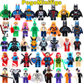 Sola Venta Marvel DC Justice League Building Blocks Super Heroes Batman Harley Quinn Best Lepin Ladrillos Modelo Juguetes
