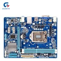 Gigabyte GA H61M S1 H61M S1 H61 Desktop Motherboard LGA 1155 Core i7 i5 i3 DDR3 16G SATA2 USB2.0 VGA Micro ATX|Placas-mães| |  -