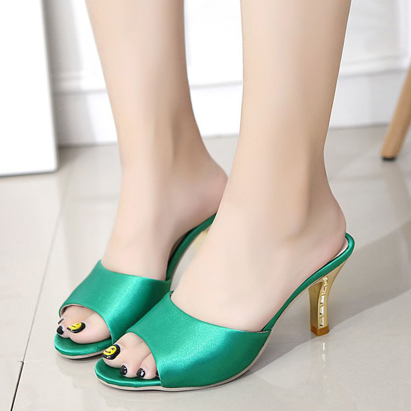 Summerhan 2018 El Sandalias Black Shippingin Editionthick Mujer Libre red green Surfacefemaleslippers WTgWnwfx4c