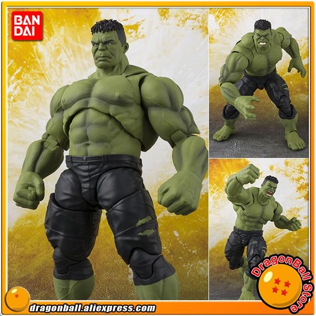 Bandai Japan NEW SH S.H   Figuarts Hulk IN STOCK Avengers Infinity War
