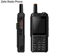 original 7S Zello PTT Radio Phone Walkie Talkie Network intercom 4G LTE Android Rugged Smartphone Enhanced Antenna F25 F22 GPS