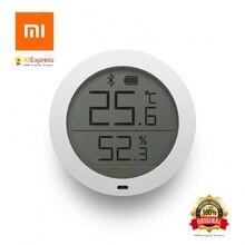 Xiao mi mi Bluetooth Гигрометр высокая чувствительность сенсора ЖК-экран магнитные наклейки на стену