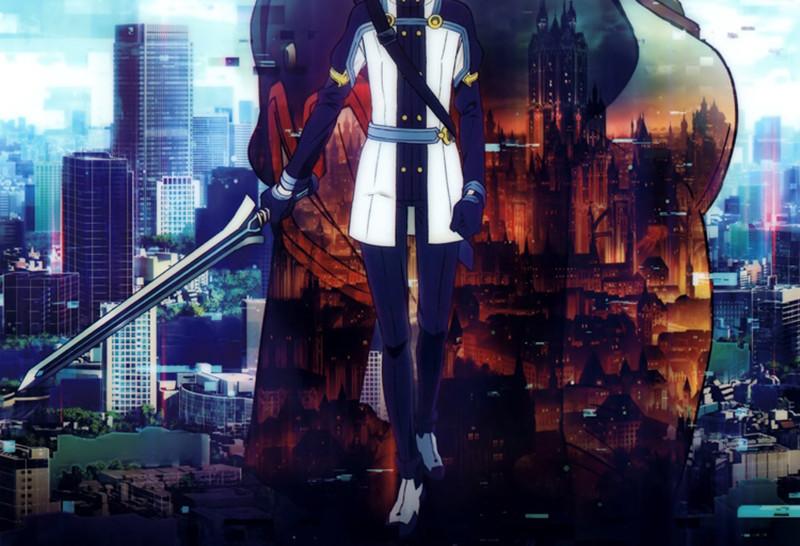 Sword Art Online Ring Poster