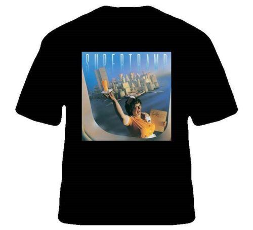 Supertramp Breakfast In America Classic Rock Band T Shirt T Shirt