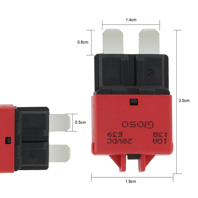 Automotive Fuse Breaker Box Wiring Diagram