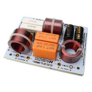 Image 5 - LEORY nueva llegada L 380C 2 unids/lote altavoz 3 vías Hi Fi Audio divisor de frecuencia 3 Unidad filtros de cruce 180W 85X 112mm