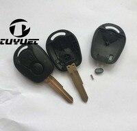 Ключи от машины заготовок случае ключ исправление для Ssang Yong дистанционного ключа shell