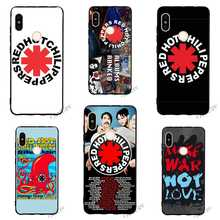 Print Red Hot Chili Peppers Phone Cover for Xiaomi Redmi Note 4X Case 4A 5 Plus 5A Prime 6A 6 Pro Cases