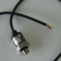 Stainless Steel Molded Case Pressure Sensor Three Wire 100KPa Pressure Transmitter 1Bar