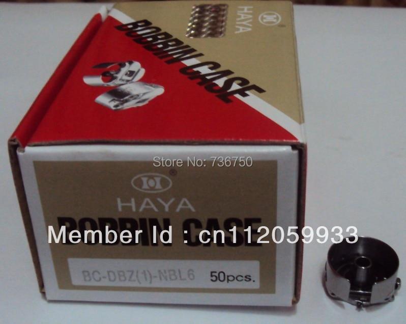 50 Bobbin Case BC DBZ 1 NBL standard KF220302 KF221020 KF220440 KF220980 ME0503000NBL for Tajima Barudan