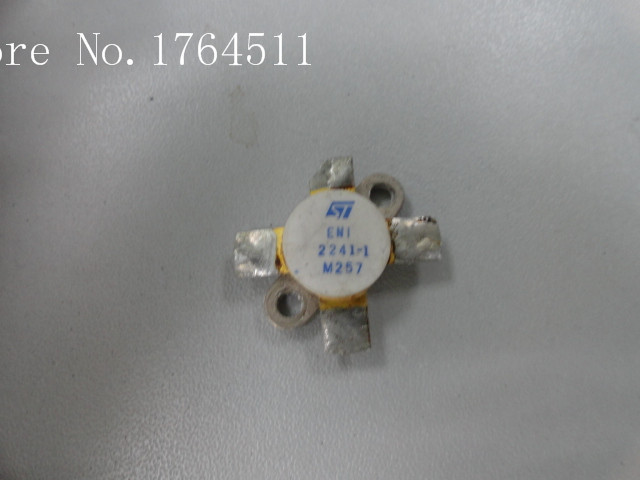 [BELLA] ST ENI 2241-1 RF Microwave Power High Frequency Tube  --5PCS/LOT