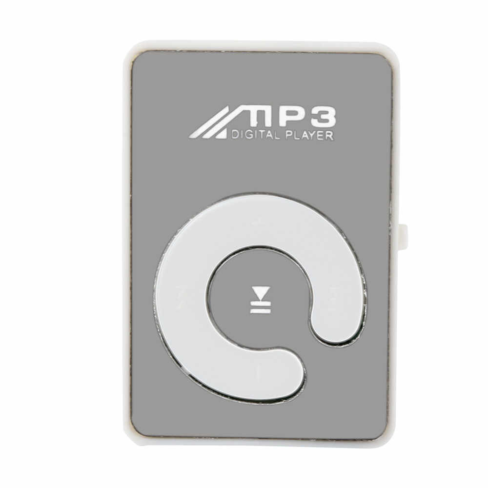 2019 новая распродажа модный портативный USB мини MP3-плеер с поддержкой 32 ГБ Micro SD TF карта стильный дизайн спортивный компактный
