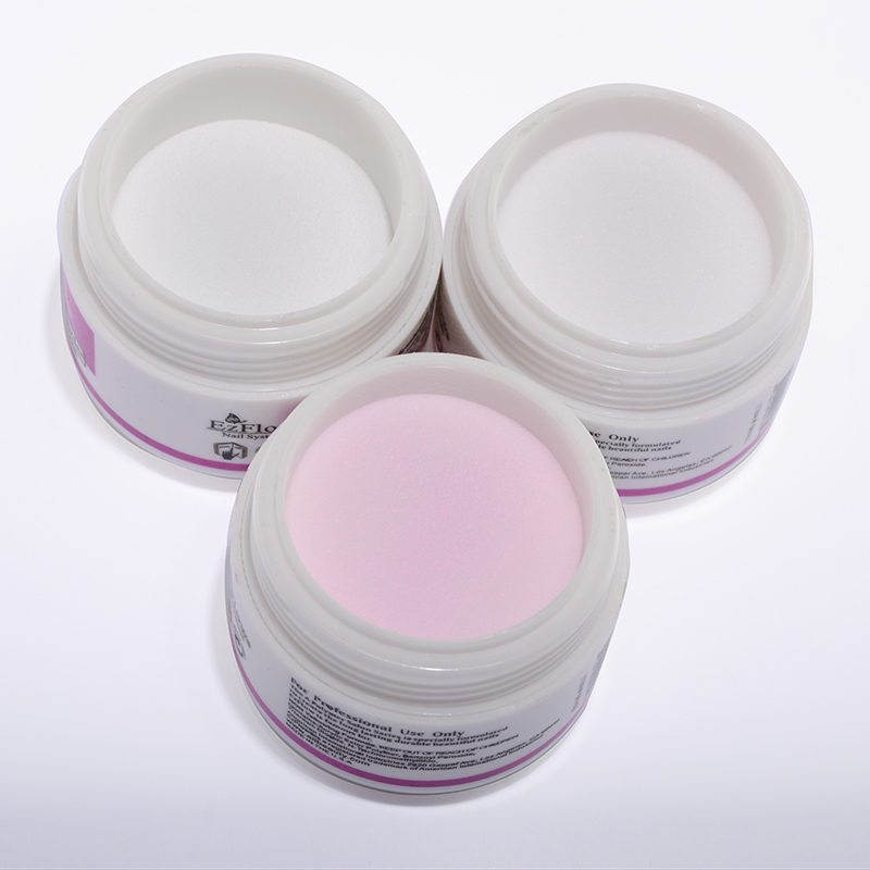 15g Clear Pink White 3 3 Colors Acrylic Powder