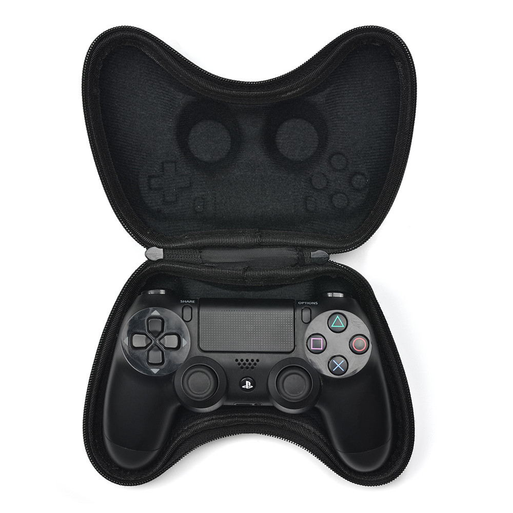 Gamepads Console Travel Case Airform Pouch Pouch Case Bag For ps4 Controller Gamepad Wrist Strap Holder Accessories 18Nov9