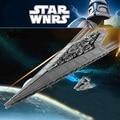 CHINA MARCA L221 Juguetes DIY Bloques de Construcción Star Wars Super Star Destroyer 10221 Compatible con Lego