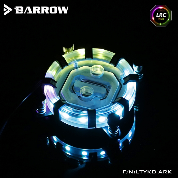 Barrow CPU cooler for Intel socket LGA 115x (1150 1151 1155 1156) water cooling block processor water cooler block LTYKB-ARKBarrow CPU cooler for Intel socket LGA 115x (1150 1151 1155 1156) water cooling block processor water cooler block LTYKB-ARK