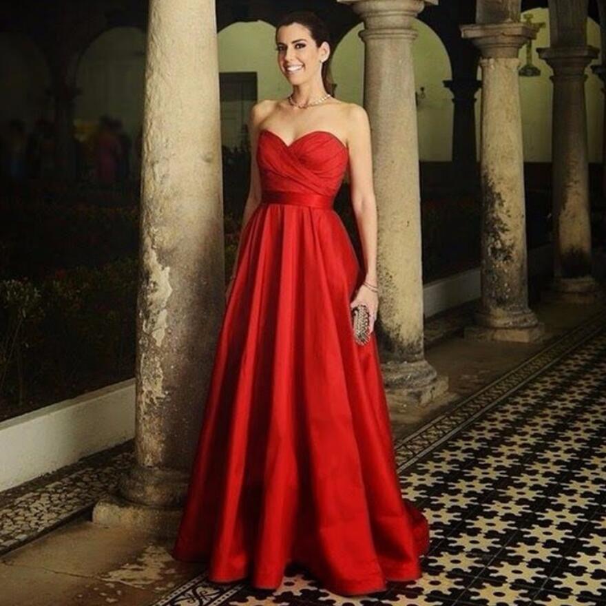 Online Get Cheap Red Bridesmaid Dress -Aliexpress.com - Alibaba Group