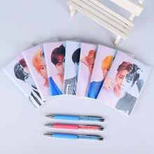 Nuovo Kpop BTS BT21 Bangtan Ragazzi Notebook JUNG KOOK SUGA JIMIN V  DELL UNITÀ di 983d6d5f9c83