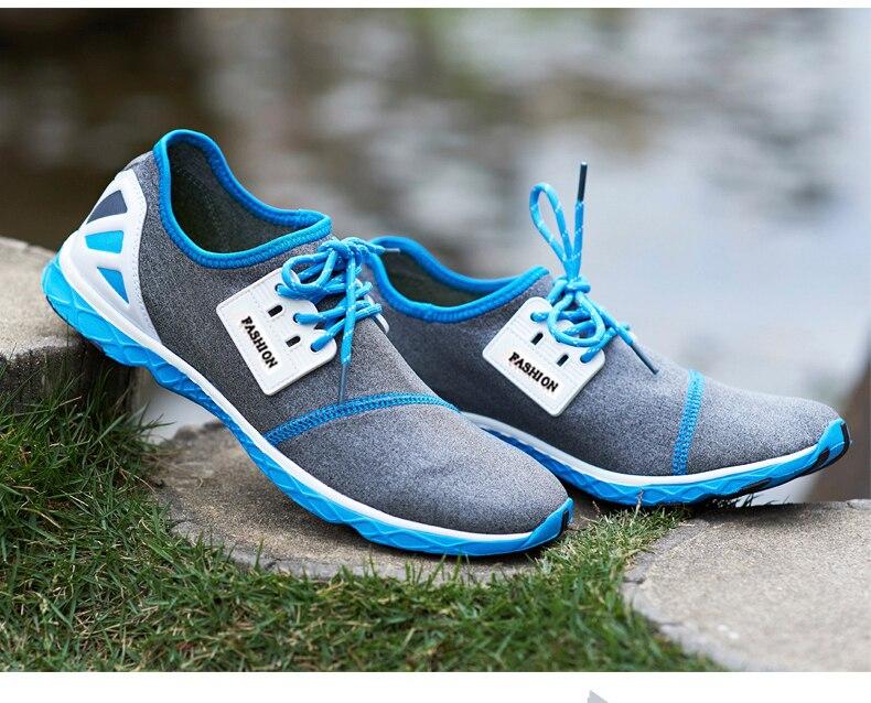 Aliexpress.com : Buy Men's Outdoor Breathable Water Sneakers Run ...