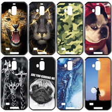 Silicone Case for Blackview BV9600 BV9700 BV9500 BV6800 BV5500 Pro Case Solid Rubber Shell Shockproof Protective TPU Cover(China)