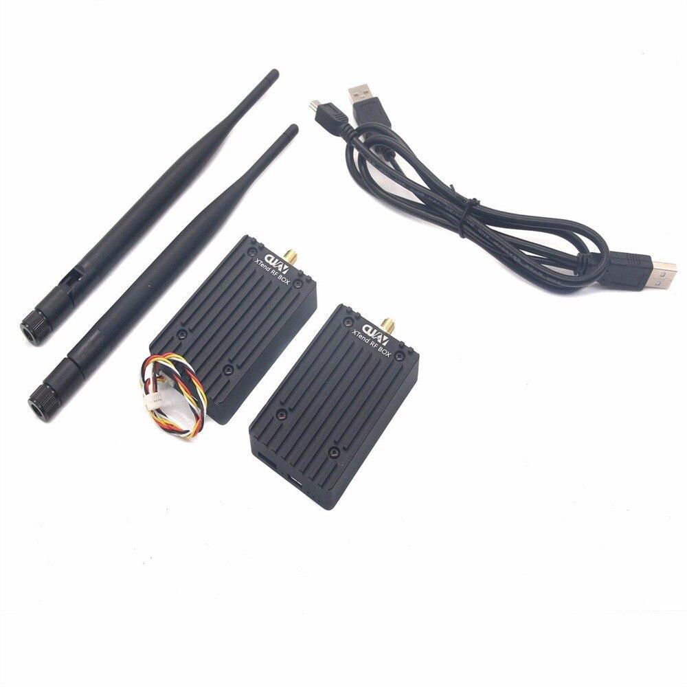 CUAV Xtend-XTP9B DPS 001PIX Sans Fil fpv transmission de données Module Kit RF Boîte 900 mah pour PIXHACK Contrôleur de Vol livraison gratuite
