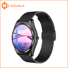 COOLHILLS N3 Good Watch Coronary heart Fee Monitor Bluetooth Good Watch Help Name Reminder Health Tracker Pedometer Smartwatch