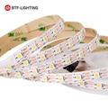 Светодиодная Пиксельная лента SK6812 WWA, 1 м, 4 м, 5 м, 60 светодиодов/м (теплый белый + холодный белый + янтарный цвет), индивидуально Адресуемая IP30/65/...