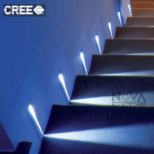 Led Stair Lighting Systems Stair Lights Outdoor Stairs Lighting