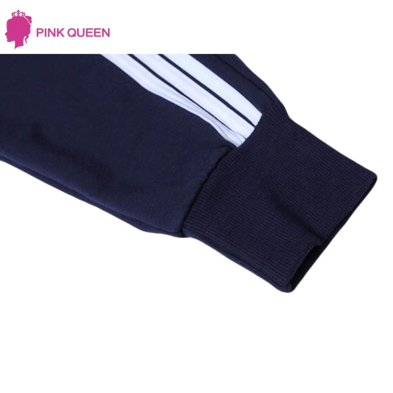 Ροζ Βασίλισσα Ριγέ Παντελόνια Ρούχα - Γυναικείος ρουχισμός - Φωτογραφία 6