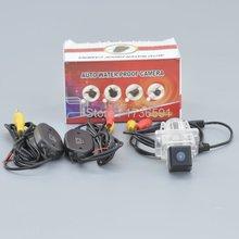 Беспроводная Камера Для Mercedes-Benz C Class W204 вид Сзади Автомобиля камера/Камера Заднего Вида/HD CCD Ночного Видения/Легко установка