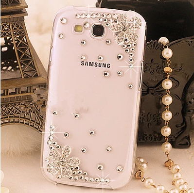 official photos c6f23 30c8b US $2.37 | For Samsung Galaxy J1 ACE S6 ACTIVE J2 On5 On7 Z3 Hard case  Luxury Rhinestone diamond 3D Flower Bling Transparent Phone Case-in  Rhinestone ...