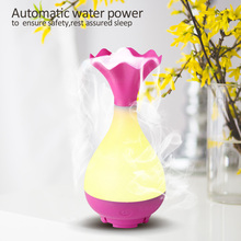 95ml kbaybo USB Air Humidifier Ultrasonic Aromatherapy Essential Oil Aroma Diffuser with LED Night Light Mist Purifier for Home цена и фото