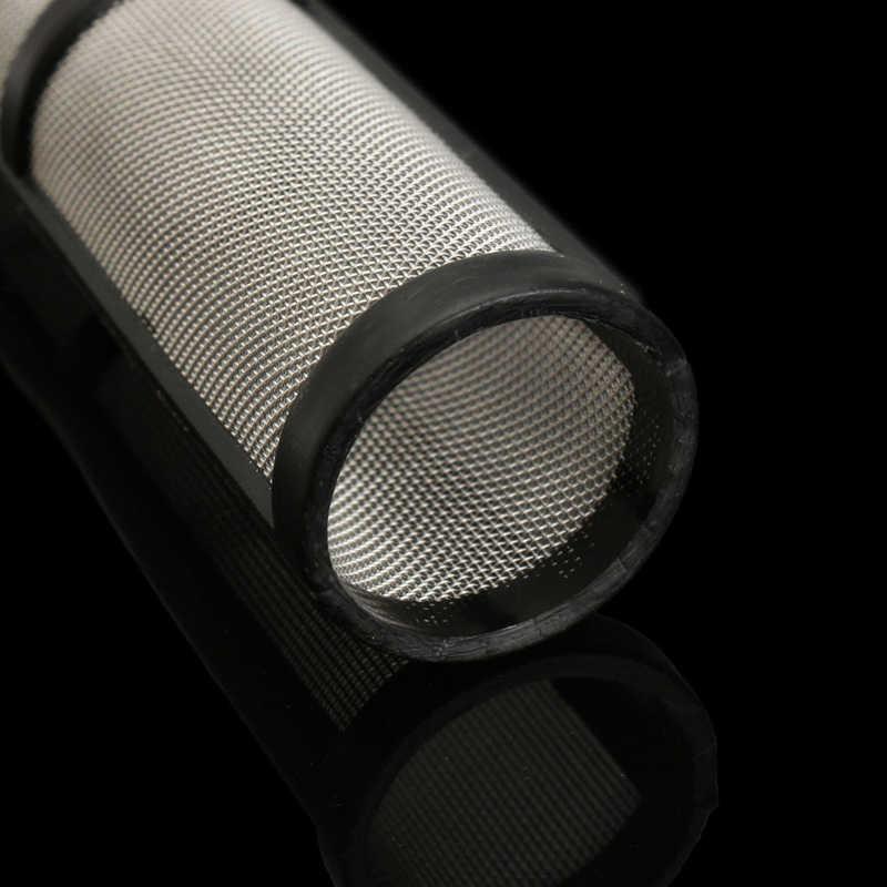 Graco 390/395/495/595 스프레이 어에 대 한 4 개/대 블랙 60 메쉬 Airless 스프레이 펌프 필터