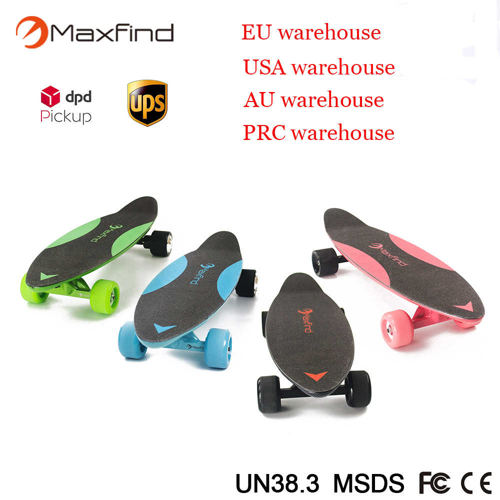 Electric Skateboard For Sale >> Maxfind Max C 27 Electric Skateboard World S Most Portable Motorized Skateboard Multiple Colors On Sale