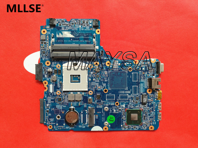 laptop motherboard Fit For HP Probook 450 440 721523-001 721523-501 721523-601 system board Tested ok 658544 001 for hp 6465b laptop motherboard fs1 socket 100%full tested ok tested working