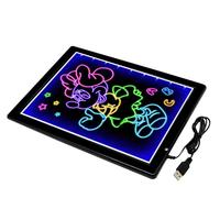 ALLOYSEED LED Graphic Tablet Writing Painting Light Box Tracing Board Copy Pads Digital Drawing Tablet Artcraft