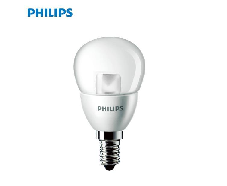 buy philips led 4w bulb round shape e14. Black Bedroom Furniture Sets. Home Design Ideas