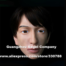 [SH-21] Высокое качество Реалистичная силиконовая маска, маска вечерние лица, маски для вечеринки для трансвестита
