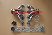 Exhaust Header FOR FIT Super Competition Block Hugger Steel Chevy Small  LS1 header